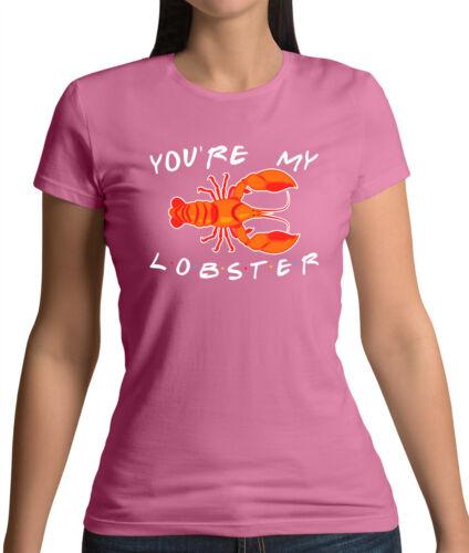 Vous êtes mon homard-T-shirt femme-Saint Valentin Valentine Amour Femme Mari