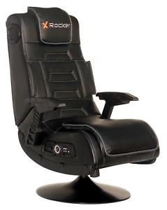 X Rocker 51396 Pro Series Pedestal 2.1 Video Gaming Chair,...