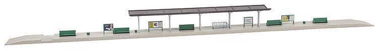 Ftuttier HO 239101-stazione ferroviaria re campo campo campo KIT Imbtuttiaggio Merce Nuova aperta 069dcb