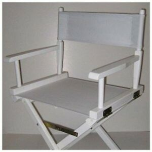 Magnificent Details About Yu Shan Director Chair Replacement Cover Kit White 021 29 Director Chairs New Pdpeps Interior Chair Design Pdpepsorg