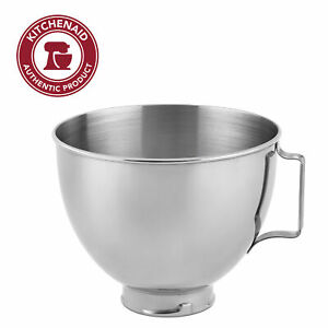 KitchenAid-4-5-Qt-Polished-Stainless-Steel-Bowl-with-Handle-K45SBWH