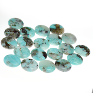One-Amazonite-Round-Palm-Stone-40mm-Selected-from-Lot-Shown-Gamblers-Risk-Taking