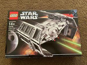 LEGO-Star-Wars-Vaders-Tie-Advanced-10175-NISB