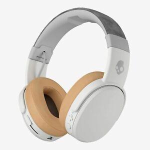 Skullcandy Crusher S6CRWK590 White Wireless Headband Heatset