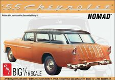 AMT 1:16 1955 Chevy Nomad Plastic Model Kit AMT1005