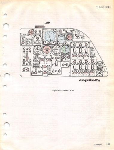 CD Version 1981 C-123K//UC-123K Flight Manual Air Force Manual Flight Handbook