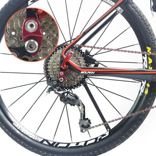 US Derailleur Hanger Mountain Bike Rear Extension 8-12 Speed Sprocket Gear Tail