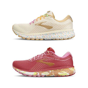 Brooks-Ghost-12-XII-Dessert-Edition-Women-Running-Shoes-Sneakers-Pick-1