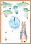 Baby-Boy-Peter-Rabbit-Beatrix-Potter-Nursery-Decor-Art-Print-Set-Bunny-Room miniatuur 8