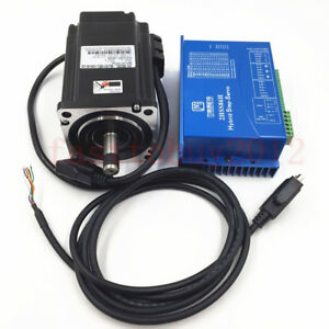 2ph-NEMA34-86mm-8-5Nm-5A-Closed-Loop-Stepper-Motor-Drive-JMC-1000line-Encoder