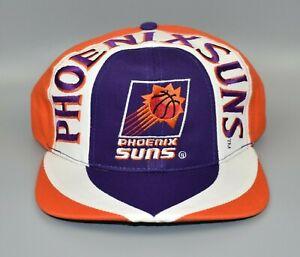 Phoenix-Suns-Twins-Enterprise-Vintage-90-039-s-NBA-Adjustable-Snapback-Cap-Hat-NWT