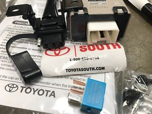 details about 2007 2014 toyota fj cruiser trailer tow hitch trailer wire harness 08921 35870 Toyota FJ Towing 7 Pin