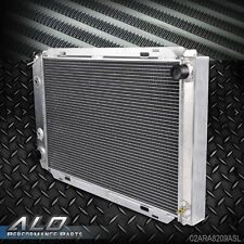 Performance Aluminum Radiator For FORD MUSTANG 1979-1993 MT&AT