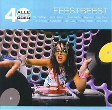 Alle 40 Goed : Feestbeest / 40 Party Hits (2 CD)
