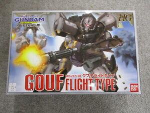 Hg-1-144-MS-07H8-Gouf-Vuelo-Tipo-Movil-Suit-Gundam-The-08MS-Peloton-F-S
