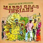 Best of New Orleans Mardi Gras Indians by Various Artists (CD, May-2012, Mardi Gras)