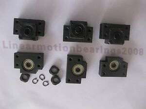 Ball-screw-bearing-mounts-end-supports-3-sets-BK12-BF12-3-BK12-and-3-BF12