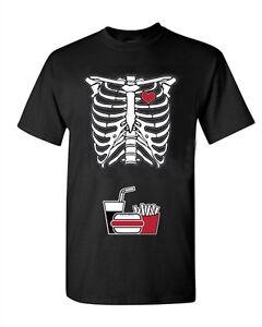 Image Is Loading Skeleton Junk Food Fast Restaurant Gift Novelty