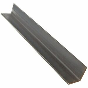 "2/"" X 2/"" X .125/"" X 8/"" Length Aluminum Angle 3 Pieces"