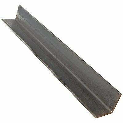 "Mild Steel Angle 60/"" Inch Long 1//4/"" thickness 5-ft 4/"" x 4/"""