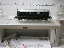 Digital Märklin HO Diesel Lok BR V16 101 DRG Blau (AA/149-32S3/3)VP