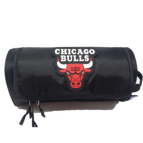 Cm Chicago Circa Impermea Tessuto Dimensioni 25x12x9 Uomo Case Zip Bulls Beauty 1wn01qpg