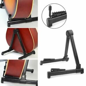 Universal-Foldable-Guitar-Stand-Acoustic-Guitar-Electric-Bass-Portable-Tripod
