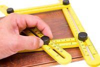 Measuring Instrument Angle-izer Template Tool Four-Sided Ruler Mechanism Slide