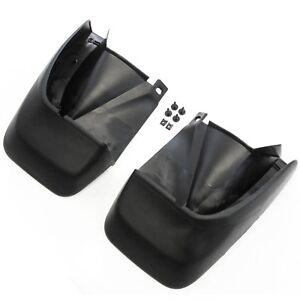 fits-Honda-Pilot-Mud-Flaps-03-05-Guards-Splash-Protectors-2-Rear-Pair-No-Flares