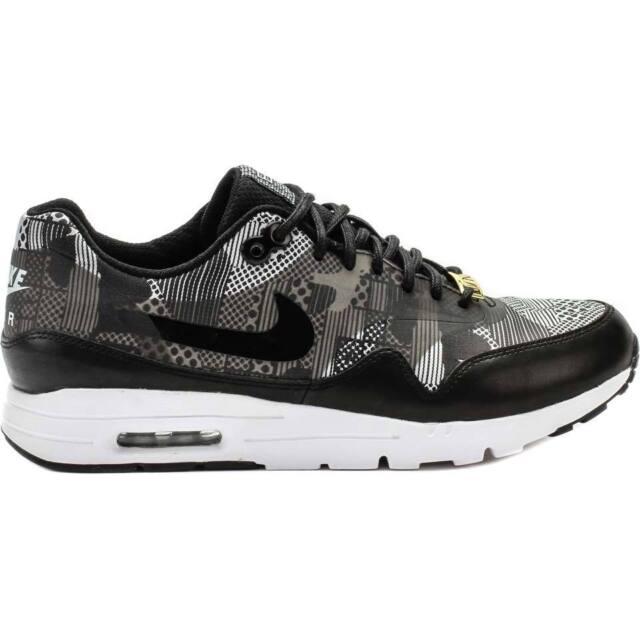 huge discount 2d342 09d8a Nike Air Max 1 Ultra BHM (black History Month) Women's Shoes Black 8 ...
