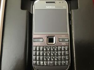 nokia e72 metal grey silver unlocked smartphone ebay rh ebay co uk