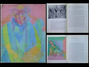 Catalogue Jacques Villon - 1959 - Oslo Kunstnernes Hus