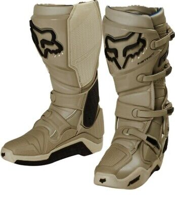 2019 Fox Instinct Irmata San Diego Limited Edition Motocross Boots Sand Adults