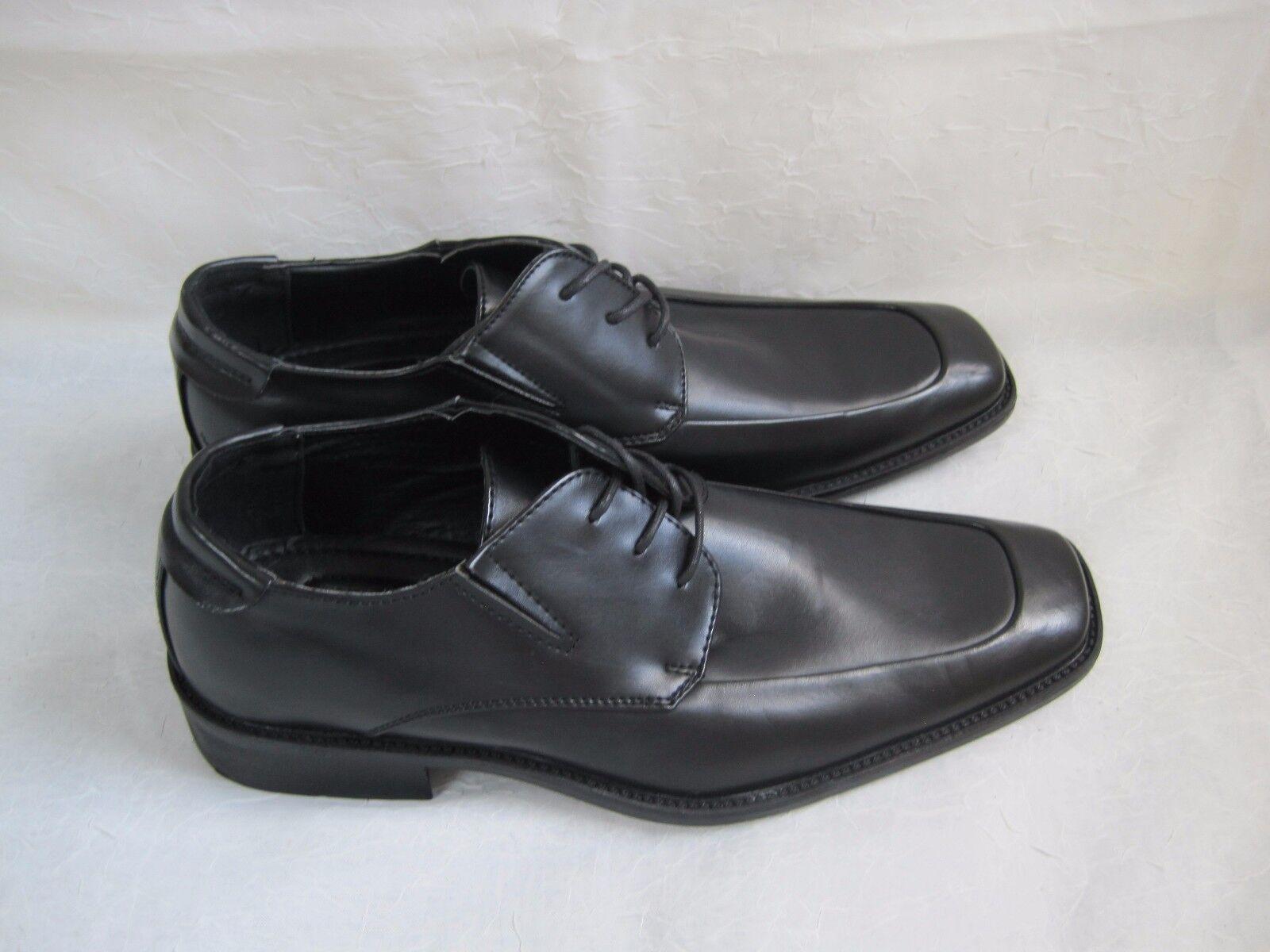 New! Klik Mens SM New York Klik New! Dress Shoes Style 66283 Size 8 Black  20F fca0b5