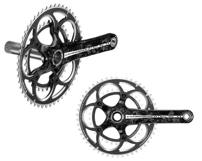 Campagnolo CX11 11 Speed Power Torque Carbon Cyclocross Crankset 175mm 46 36t