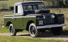 """Land Rover SERIES 2 Brake Pipe SET 88/109"""" NEW"""
