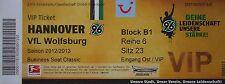 VIP TICKET 2012/13 Hannover 96 - VfL Wolfsburg