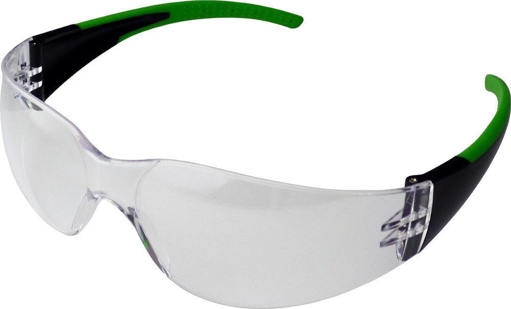 Uci java sport style style style lunettes de sécurité protection oculaire clair ou fumée lentille - 1,6,12 94c231