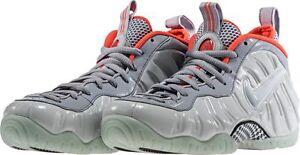 super popular d202a 1d8ab Image is loading Nike-Air-Foamposite-Pro-Yeezy-PRM-Pure-Platinum-
