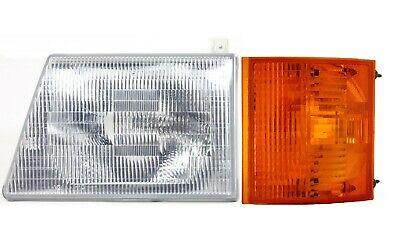 RIGHT HOLIDAY RAMBLER ENDEAVOR 2002 2003 HEADLIGHT HEAD LIGHT LAMP