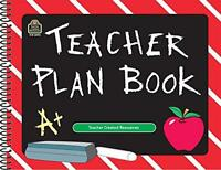 Teacher Plan Book, New, Free Shipping