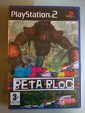 BETA BLOC PS2 SIGILLATO ITA