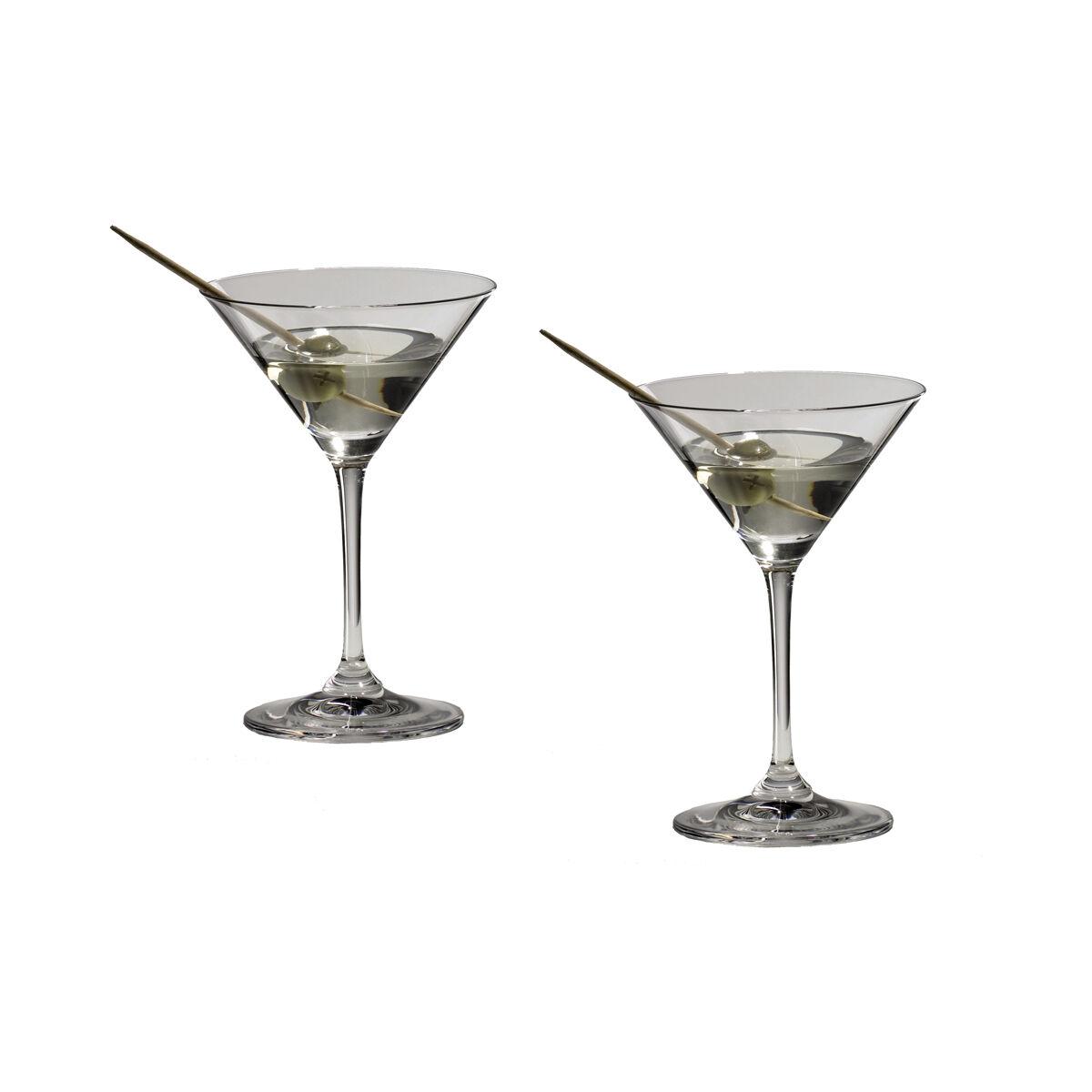 Riedel Vinum Martini Glasses - Set of 2