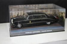 James Bond 007 Collection 1//43 Daimler Limousine Casino Royale in Box #5585