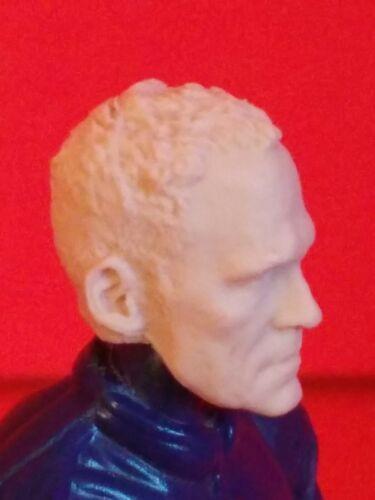 "The walking dead Merle 1//18 Scale 3.75/"" custom head for use with gi joe MH010"