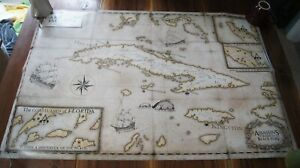New Assassin S Creed Iv Black Flag Promotional Double Sided