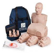 Prestan Ultralite Cpr Training Manikins 4 Pack Medium Skin