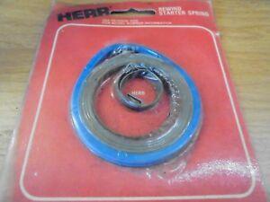 New-Herr-Rewind-Starter-Spring-NOS