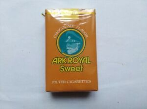 Japan-unopened-full-soft-pack-Ark-royal-sweet