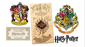 HARRY-POTTER-CAKE-DECORATING-TOPPERS-SET-5X-TOPPERS-gryffindor-ICING